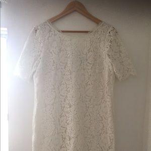 (NWOT) Boden Lace Dress